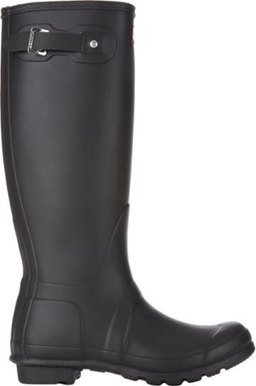 Hunter Boot Original Tall Rain Boots-black