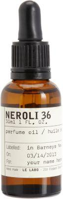Le Labo Women's Neroli Perfume Oil