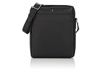Serapian Men's North South Small Crossbody Bag