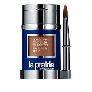 La Prairie Women's Skin Caviar Concealer & Foundation - Mocha
