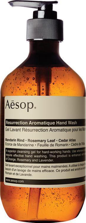 Aesop Resurrection Hand Wash-colorless