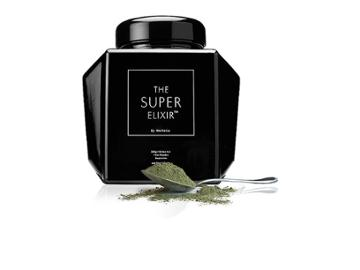 Welleco Women's The Super Elixir™ Refillable Black Caddy 300g