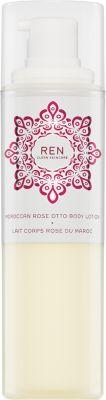 Ren Women's Moroccan Rose Otto Body Lotion