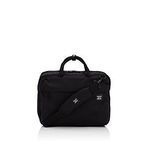 56ed5757ad Herschel Supply Co. Men s Britannia Convertible Messenger Bag-black ...