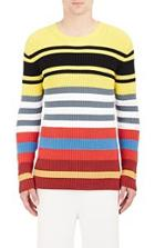 Loewe Striped Sweater-multi