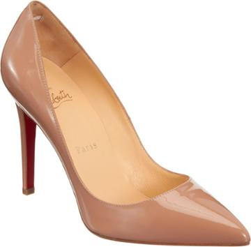 Christian Louboutin Pigalle-nude