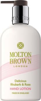 Molton Brown Women's Rhubarb & Rose Enriching Hand Lotion
