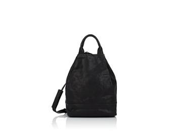 Cornelian Taurus Men's Leather Duffel Tote Bag