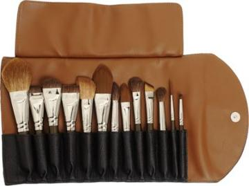 Claudio Riaz Women's Travel Brush Set