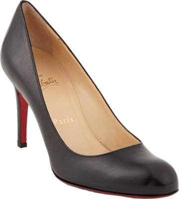 Christian Louboutin Simple Pump-black