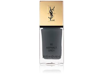 Yves Saint Laurent Beauty Women's La Laque Couture Nail Polish - 82 Asphalt Grey