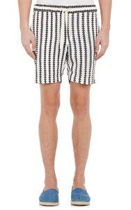 Lemlem Men's Gauze Shorts-multi