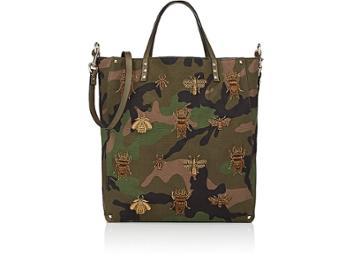 Valentino Men's Appliqud Tote Bag