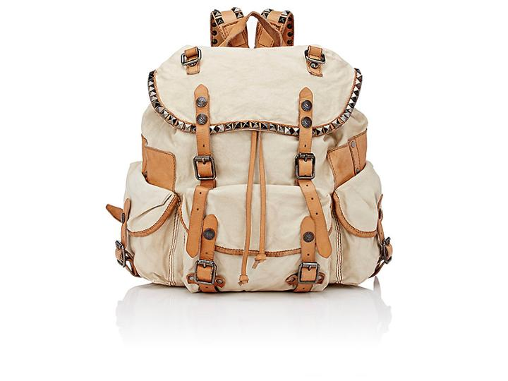 Campomaggi Women's Studded Backpack