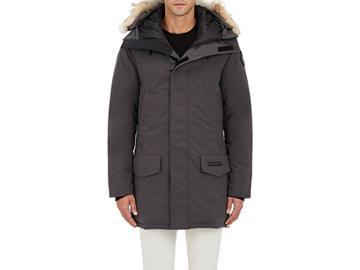Canada Goose Men's Langford Parka Black Label