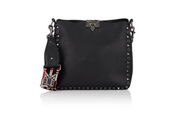 Valentino Garavani Women's Rockstud Rolling Small Messenger Bag