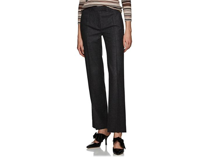 Boon The Shop Women's Wool Flannel Trousers