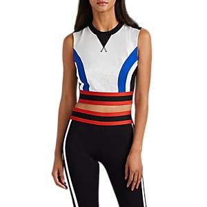 No Ka'oi Women's Kakele Colorblocked Sports Bra - Black