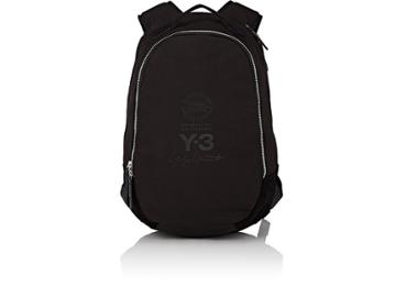 Y-3 Men's Logo Canvas Backpack
