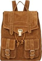 Proenza Schouler Ps1 Backpack-brown
