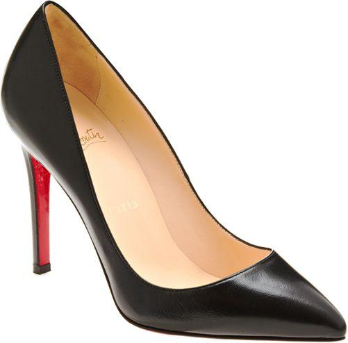Christian Louboutin Pigalle Pumps-black