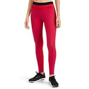 Vaara Women's Flo Tuxedo Leggings - Red