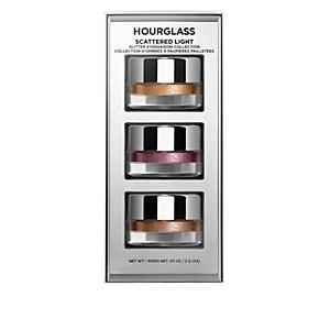 Hourglass Women's Scattered Light™ Glitter Eye Shadow Set - Gold