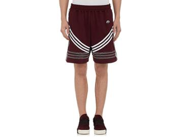 Adidas Originals By Alexander Wang Men's Jersey Track Shorts