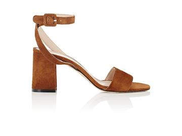 Barneys New York Women's Crisscross Ankle-strap Sandals