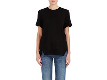 Proenza Schouler Women's Double-faced Wool-blend Jersey Top