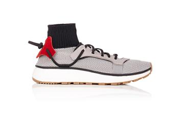 Adidas Originals By Alexander Wang Men's Mixed-material Sneakers