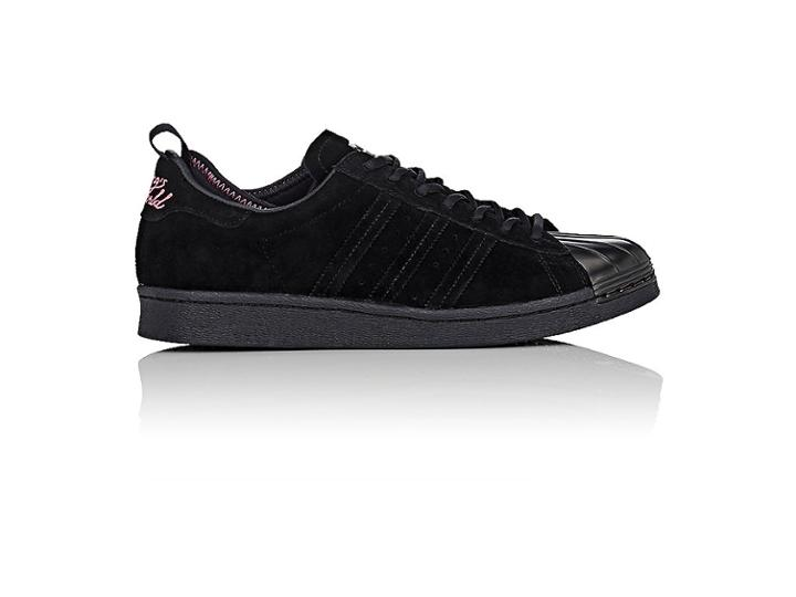 Adidas Men's Men's Superstar 80s Nubuck Sneakers