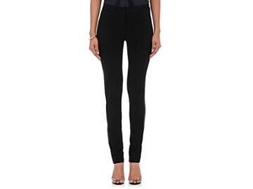 Derek Lam Women's Stretch-crepe Slim Trousers
