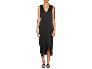 Zero + Maria Cornejo Women's Mylla Silk Charmeuse Wrap Dress