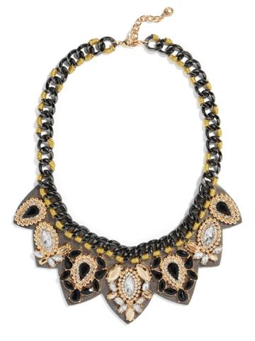 BaubleBar Empress Statement Necklace