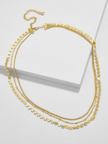 BaubleBar Ariana Layered Necklace