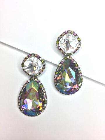 BaubleBar Kaleidoscope Drop Earrings