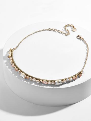 BaubleBar Angeline Collar Necklace