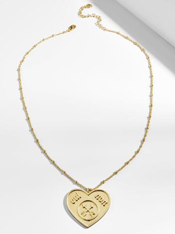 BaubleBar Zoey Pendant Necklace