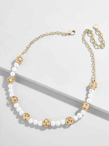 BaubleBar Amorelle Necklace