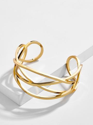 BaubleBar Shavonne Cuff Bracelet