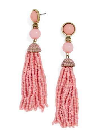 BaubleBar Artemis Tassel Earrings