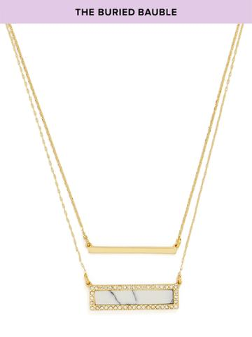 BaubleBar Lera Layered Necklace