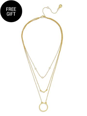 BaubleBar Zoe Layered Necklace