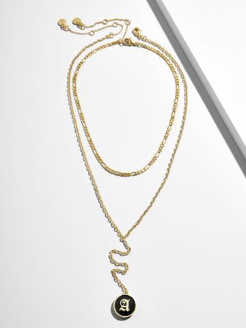 BaubleBar Oracle Necklace Set