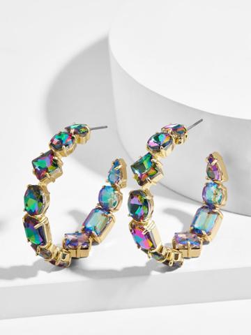 BaubleBar Small Isadora Hoop Earrings