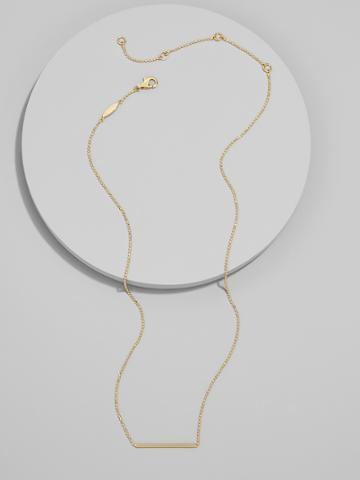 BaubleBar Asta Everyday Fine Pendant Necklace