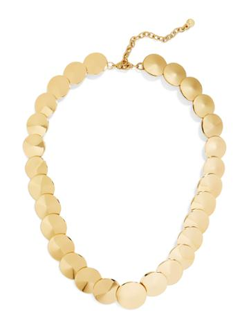 BaubleBar Alexandria Necklace