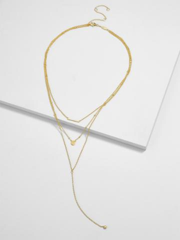 BaubleBar Viva Everyday Fine Necklace