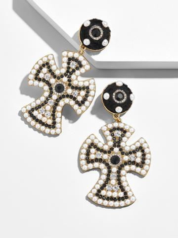 BaubleBar Circe Drop Earrings